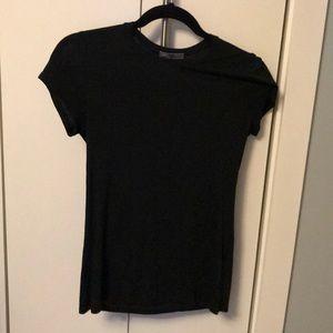 Black Vince shirt size S